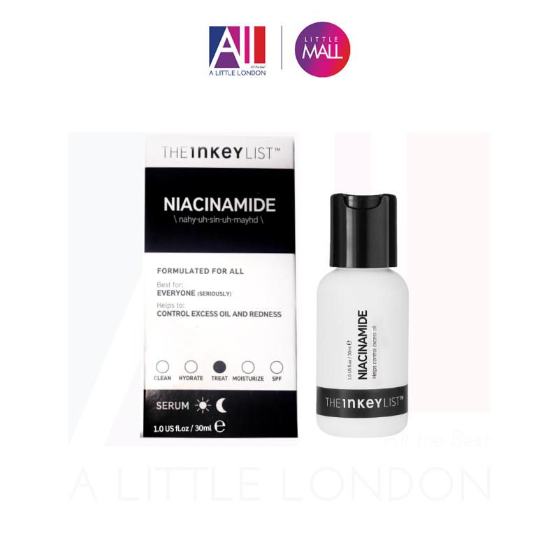 Tinh chất dưỡng The Inkey List Niacinamide 30ml (Bill Anh) giá rẻ