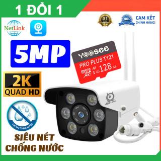 CAMERA NGOA I TRƠ I V380 V587 5MP 2K 2560x1440P SIÊU SĂ C NE T - CO MA U BAN ĐÊM CHỐNG NƯỚC, camera gia đình, camera an ninh, camera wifi thumbnail