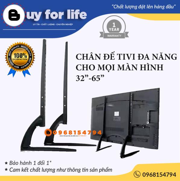Bảng giá Chân đế tivi đa năng phù hợp với mọi màn hình 32 - 65 inch Phong Vũ