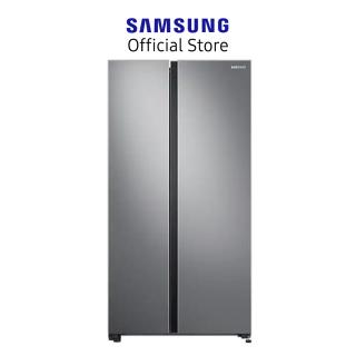 RS62R5001M9/SV - Tủ lạnh Samsung Inverter 647 lít RS62R5001M9/SV