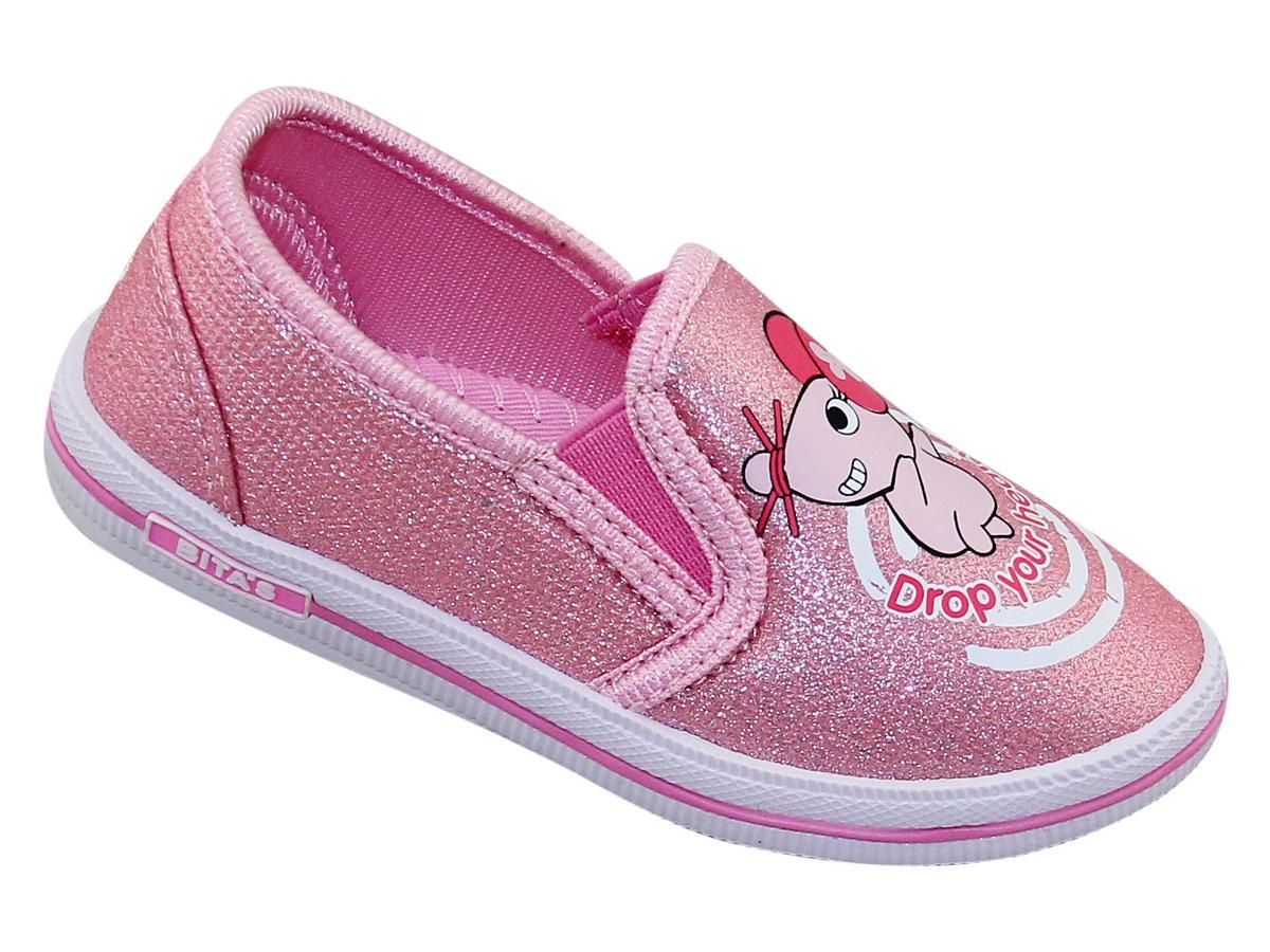 Giá bán Giày lười bé gái Bitas GVBG.76