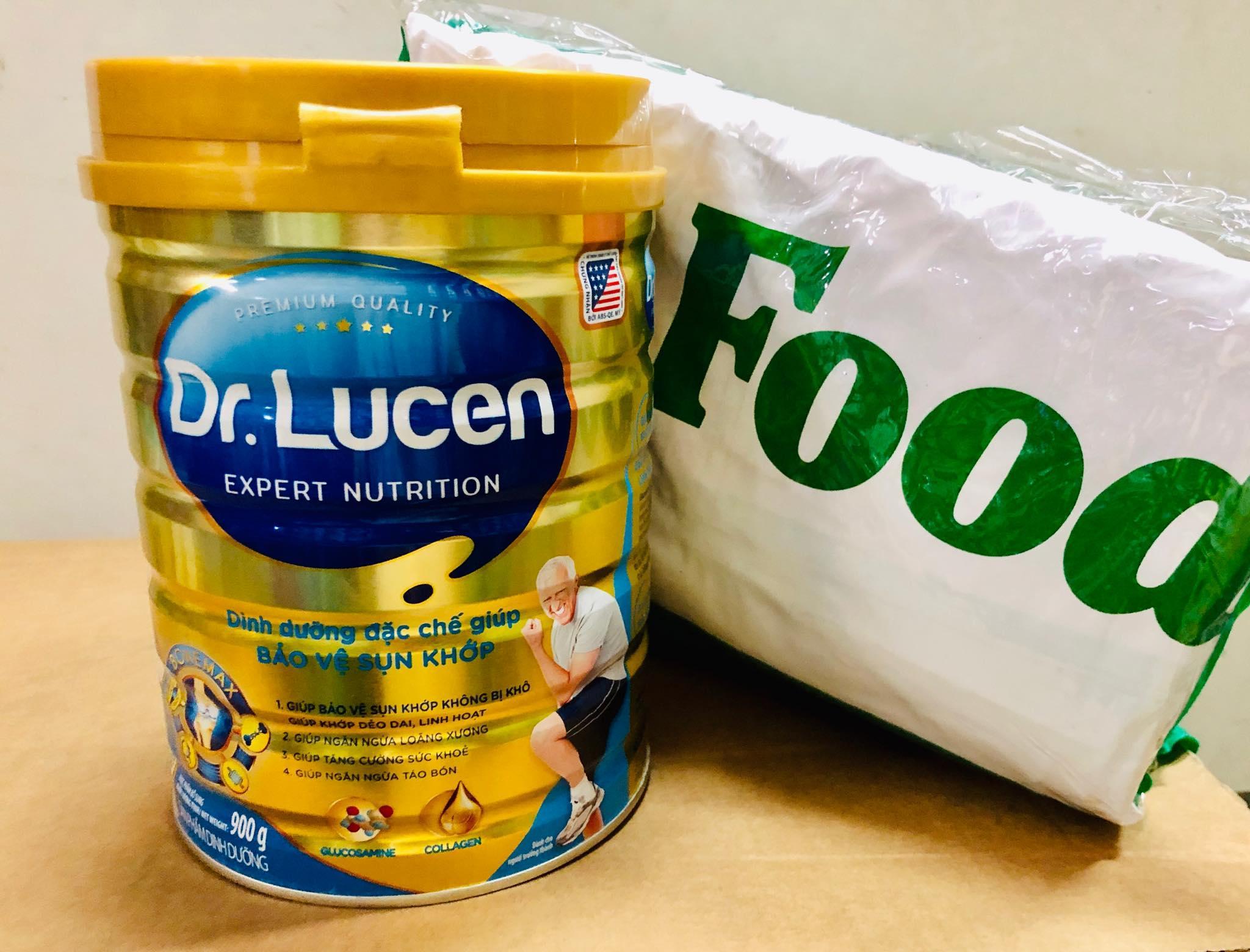 Sữa Bột Nutifood Dr.Lucen BoneMax Hộp 900g (Dinh dưỡng đặc biệt giúp BẢO VỆ SỤN KHỚP)