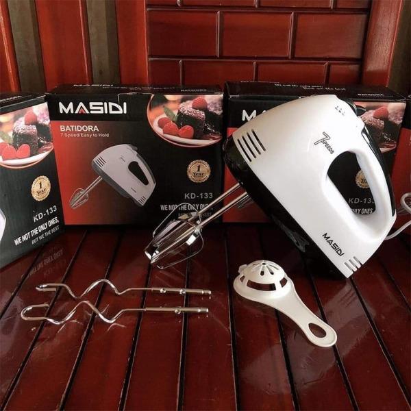 Máy đánh trứng Masidi KD-133 - Siêu đa năng siêu tốc độ