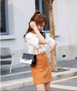 [ Hàng Siêu Cấp ] Túi Nữ Sao T19 Style Hàn Quốc - Chất Liệu Da Lộn Bền Đẹp Chống Bám Bụi Bẩn - Dây Đeo Bằng Thép Chống Rỉ Luôn Bền Đẹp Như Mới 4