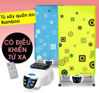 [ XẢ KHO TỦ SẤY ]Tủ sấy quần áo Panasonic HD-882F tiết kiện năng lượng điện có điều khiển từ xa UV sấy khô-Tủ sấy quần áo 2 tầng HD-882F công nghê tiết kiệm điện (dung ti ch 15kg) - Máy sấy quần áo Bảo hành 2 năm thumbnail