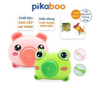 Đồ chơi trẻ em máy ảnh phun nước dễ thương cao cấp Pikaboo là đồ chơi giảm stress vô cùng ý nghĩa của bố mẹ dành tặng cho bé trong mùa hè để các bé được thỏa sức vui đùa với các bạn thumbnail