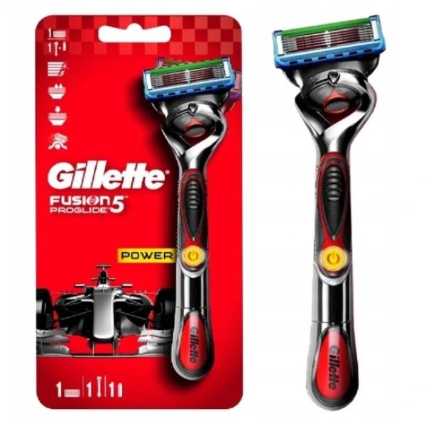 Dao cạo râu Gillette Fusion 5 Proglide chạy pin cao cấp