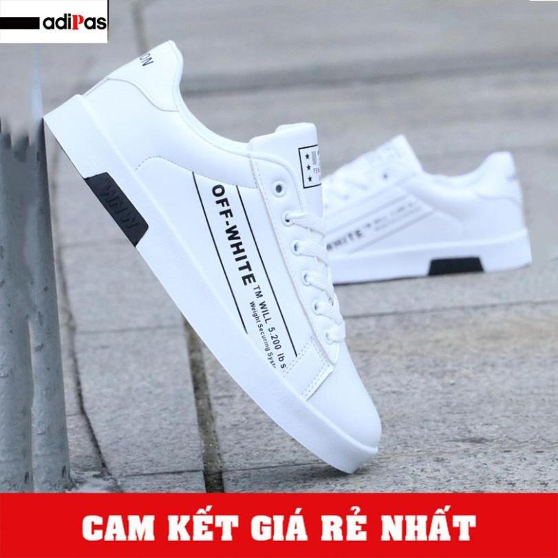 Giày thể thao nam ADIPAS cao cấp (giá rẻ) WHT99 giá rẻ