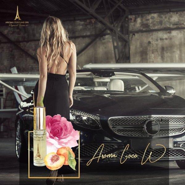 Tinh dầu nước hoa Aroma 12ml dạng lăn mini gồm 15 mùi nước hoa nam nữ cao cấp giá sỉ