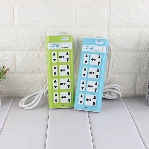 Bảng giá Các lô hàng ngẫu nhiên Thailand Vietnam office socket with switch porous desktop socket power strip European socket Phong Vũ