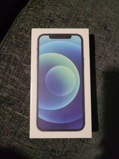 Brand New AppleiPhone 12 - 128GB - Blue (Unlocked) thumbnail