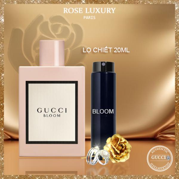 Gucci Bloom, nước hoa nữ Gucci Bloom Eau De Parfum 20ml