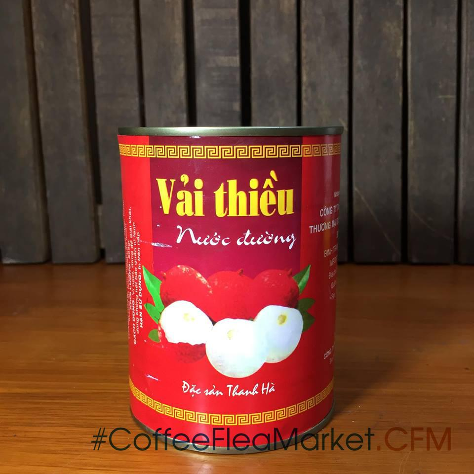 Vải Thiều Ngâm Việt Nam