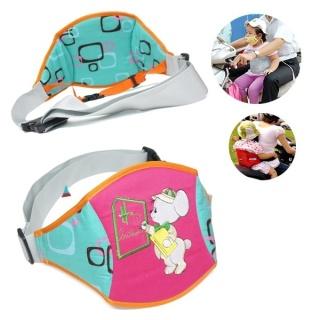 Đai nịch đi xe máy an toàn cho bé - Điều chỉnh được kích thước - Bảo vệ an toàn cho con và gia đình thumbnail