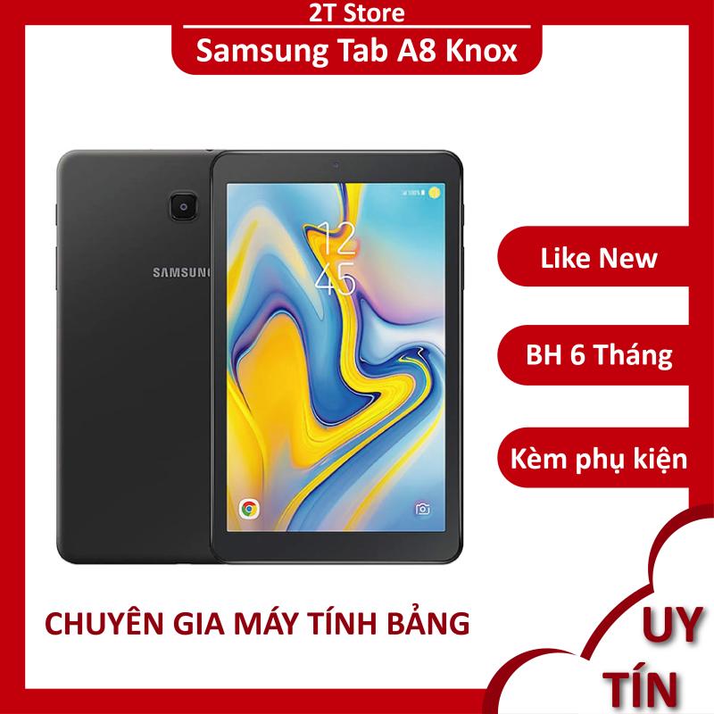 Máy tính bảng Samsung Tab A8 Knox siêu bền, pin trâu chính hãng
