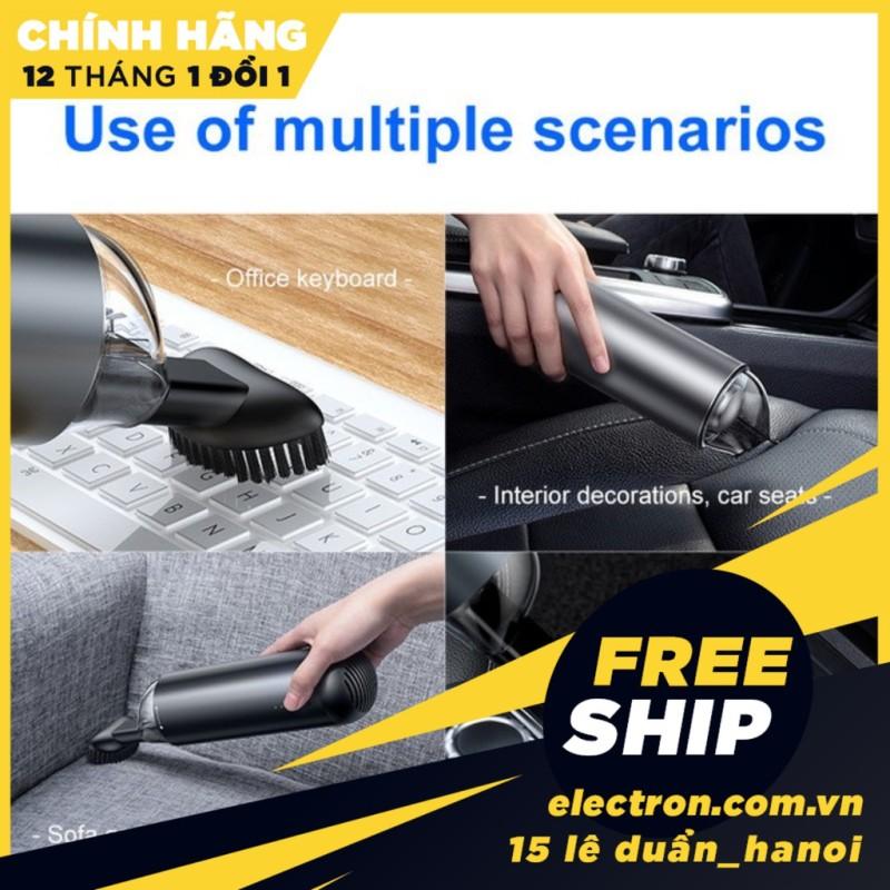 Máy hút bụi cầm tay Mini Baseus Capsule Cordless Vacuum Cleaner