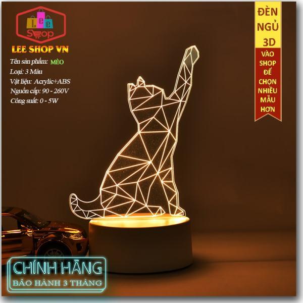 Bảng giá Đèn Ngủ 3D Thay Đổi 3 Màu Sắc - Nhiều Mẫu Mã Đa Dạng Là Món Quà Ý Nghĩa Cho Bạn Và Người Thân - Chất Liệu Và Ánh Sáng Đạt Tiêu Chuẩn An Toàn - Đèn Ngủ, Đèn Ngủ 3D, Đèn Bàn [ bảo hành 3 tháng ]