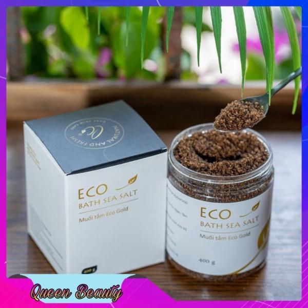Muối tắm bé Eco gold 400g Muối tắm bé ECO – Gold (400 gram) Làm sách bé an toàn hiệu quả giá rẻ