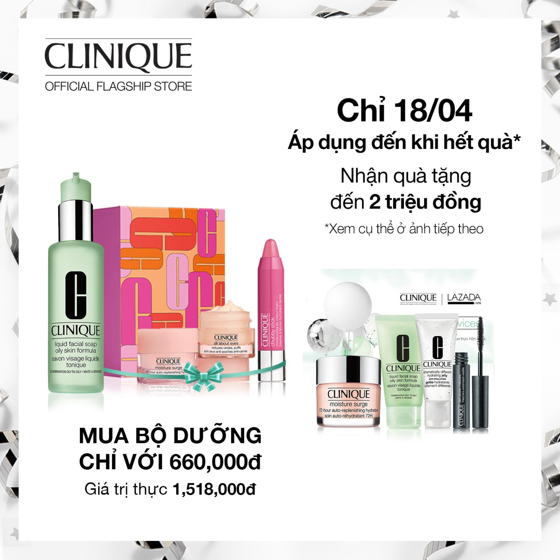 Sữa rửa mặt cho da dầu Clinique Liquid Facial Soap Oily Skin 200ml tốt nhất