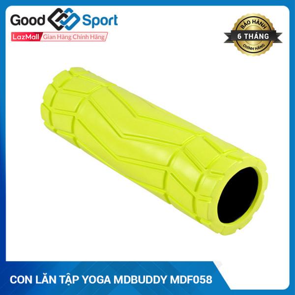 Bảng giá Ống Tập Yoga Con Lăn Tập Gym Fitness Massage Thư Giãn Cơ Bắp, con lăn massage giãn cơ giảm đau MDBuddy MDF058