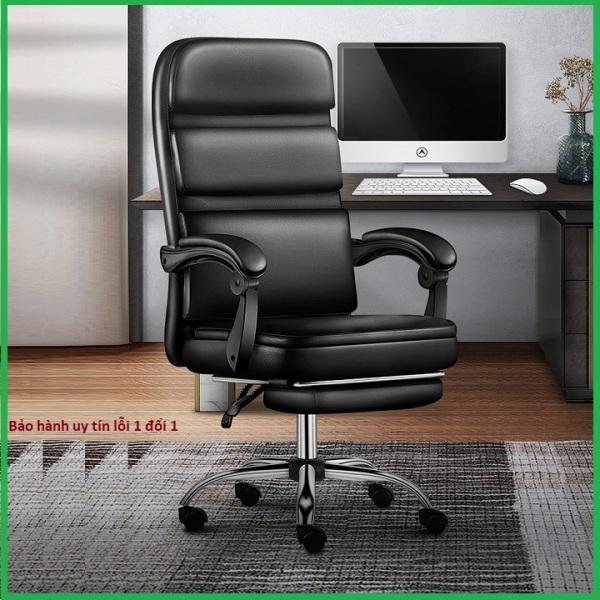 Ghế văn phòng, ghế làm việc cao cấp, ghế xoay văn phòng tựa lưng, gác chân giá rẻ