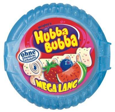 Gum Cuộn Hubba Bubba Đức Vị Trái Cây [SuPhat Shop]