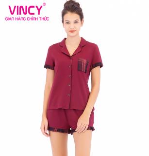 Bộ shorts thun Vincy BST010W01 thumbnail