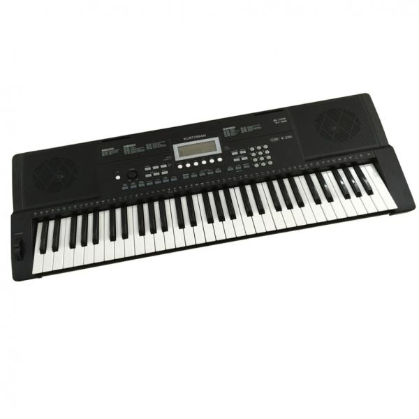 Đàn Organ Kurtzman K200 (Bàn Phím cảm ứng lực, Có Pitch Bend - KZM Touch Response Keyboard)