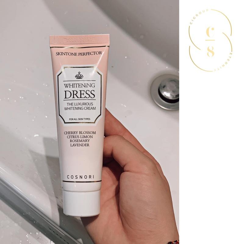 Kem dưỡng da nâng tone COSNORI dưỡng ẩm 3 trong 1, trắng da, che phủ, nâng tone da thay thế kem lót và kem nền - CiCivn.88