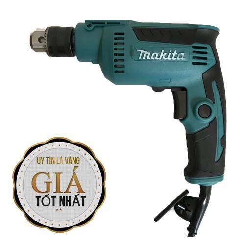 máy khoan Makita máy khoan tường 6 ly máy khoan cầm tay mini máy vặn ốc vít cầm tay nhỏ gọn máy khoan cho gia đình
