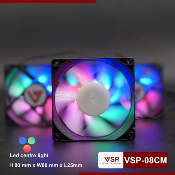 Fan Case V-08CM LED (8cm)