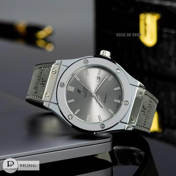 Đồng hồ nam Hblot dây da cao cấp , sang trọng , đẳng cấp , dành cho quý ông bán chạy