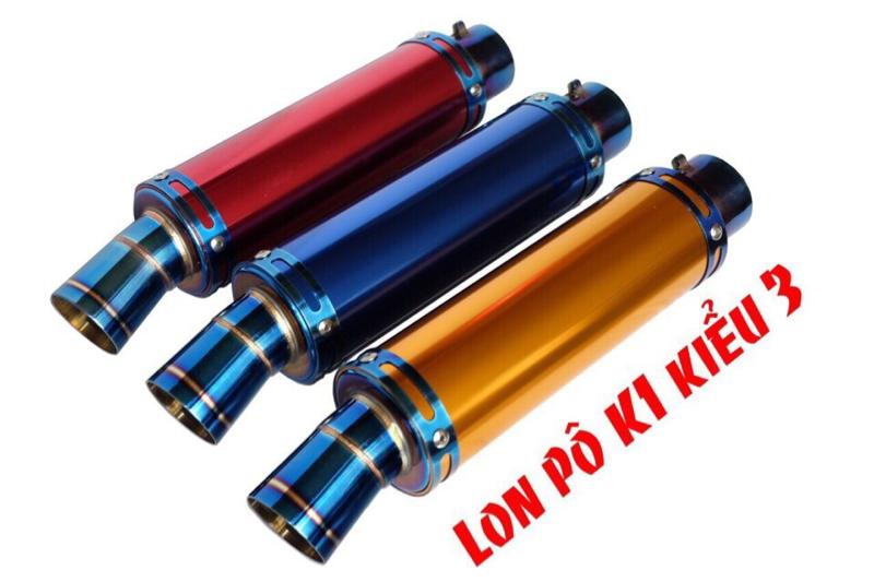 Lon pô K1 hàng xịn