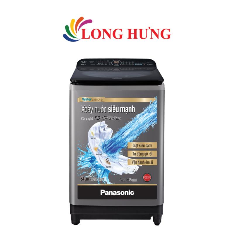 Bảng giá Máy giặt Panasonic Inverter 10.5 Kg NA-FD10AR1GV - Hàng chính hãng - Hàng chính hãng - Có Inverter, Hệ thống tạo bọt Active Foam, Gỡ rối tự động, Thác nước đôi và 10 chương trình giặt tiện lợi Điện máy Pico
