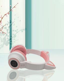 Tai Nghe Bluetooth 5.0 Không Dây Stn-26 Rgb Hỗ Trợ Thẻ Tf Cổng 3.5mm (Auum1) thumbnail