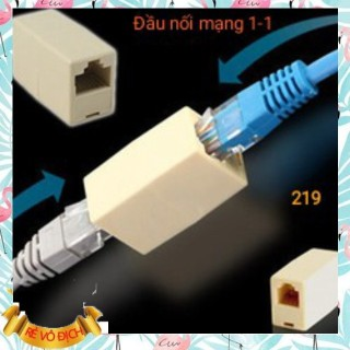 Đầu nối mạng giá rẻ (Xả Kho) ĐẦU NỐI MẠNG RJ45 Gía Sỉ Gía Lẻ thumbnail