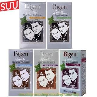 Thuốc Nhuộm Tóc Bigen phủ bạc Speedy Hair Color Conditioner thumbnail