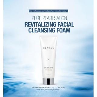Sữa rửa mặt Klavuu Pure Pearlsation Revitalizing Facial Cleansing Foam 130ml - 3848, cam kết hàng đúng mô tả, chất lượng đảm bảo an toàn đến sức khỏe người sử dụng thumbnail