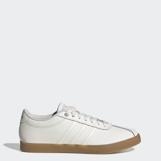 adidas TENNIS Giày Courtset Nữ Màu trắng F35772 giá rẻ