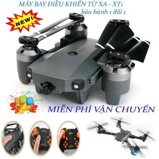Flycam Visua Đắt Thì Mua Flycam Này, Máy May Điều Khiển Từ Xa XT-1 Quay Phim,Chụp Ảnh Full HD 720P Thiết Kế Nhỏ Gọn , Sang Trọng Được Bảo Hành Uy Tín 1 Đổi 1 thumbnail