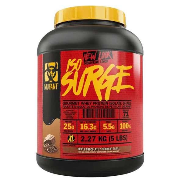 Mutant Iso Surge 5lbs Sữa Whey tăng cơ 2.27kg - Chính Hãng giá rẻ