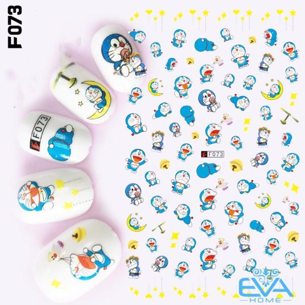 Miếng Dán Móng Tay 3D Nail Sticker Hoạt Hình F073 giá rẻ