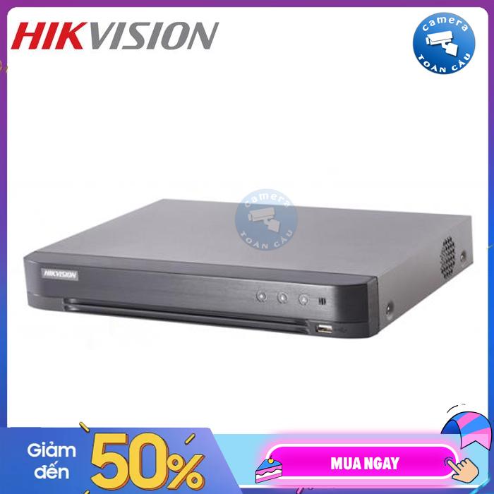 Đầu ghi 4 kênh Hikvision DS-7204HUHI-K1/UHK -  Camera Toàn Cầu