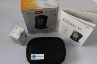Máy đo đường huyết caresenN thumbnail