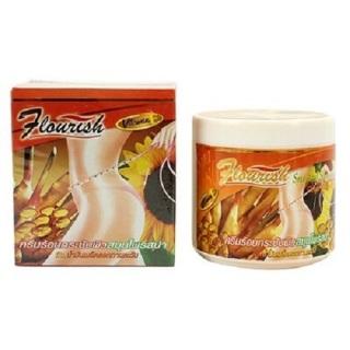Kem Massage tan mỡ bụng Flourish - Thái Lan 500ml thumbnail