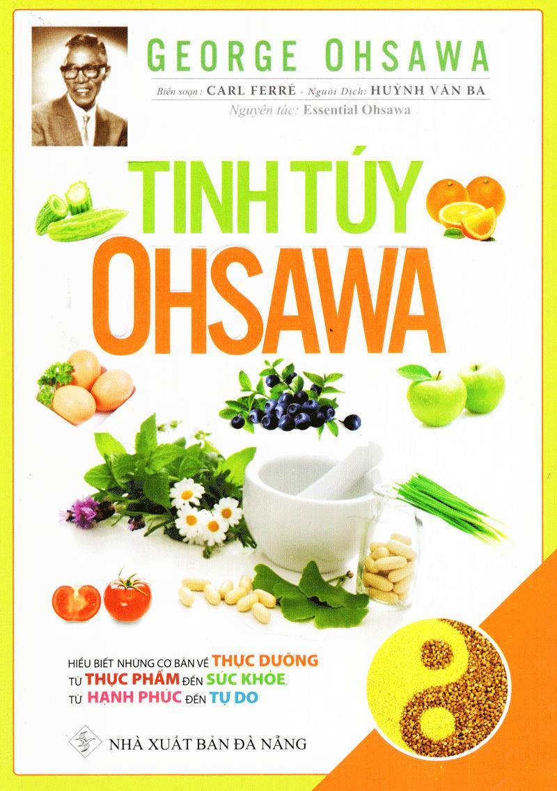 Mua Tinh Tuý Ohsawa