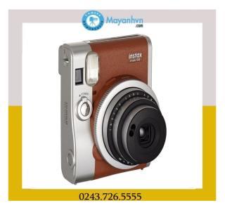 Máy ảnh chụp lấy liền Fujifilm Instax Mini 90 (Nâu) - Hãng phân phối chính thức