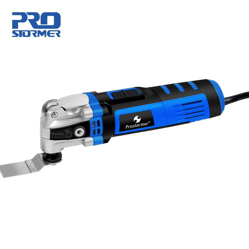 Prostormer Variable Speed Renovator Electric Multifunction tool Oscillating Kit Multi-Tools Home Decoration Trimmer Electric Saw
