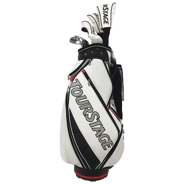 Bộ gậy golf nam Tourstage V- 002  golf clubs full set for man 11 gậy Shaft Steel Flex S/ Shaft Graphite Flex R