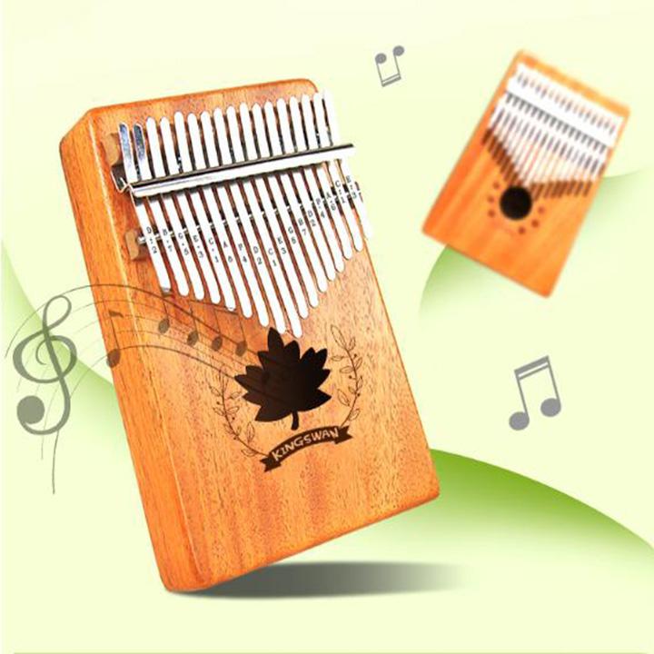 Lazada Giảm Giá Khi Mua Đàn Kalimba 17 Phím - Nhạc Cụ Kalimba 17 Phím/Đàn Piano Bỏ Túi Kích Thước Nhỏ